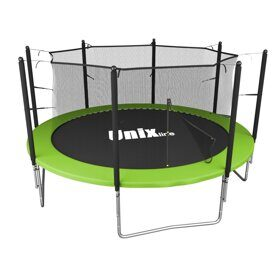 Батут UNIX line Simple 12 ft inside (green)